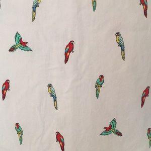 036a1df88f Denim   Flower Shirts - Parrots Hawaiian Shirt Large